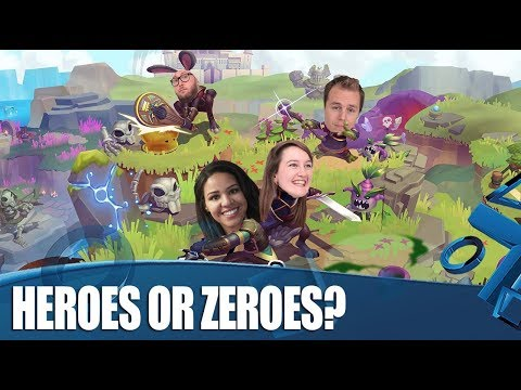 Ready Set Heroes - ¿Héroes o ceros? + vídeo