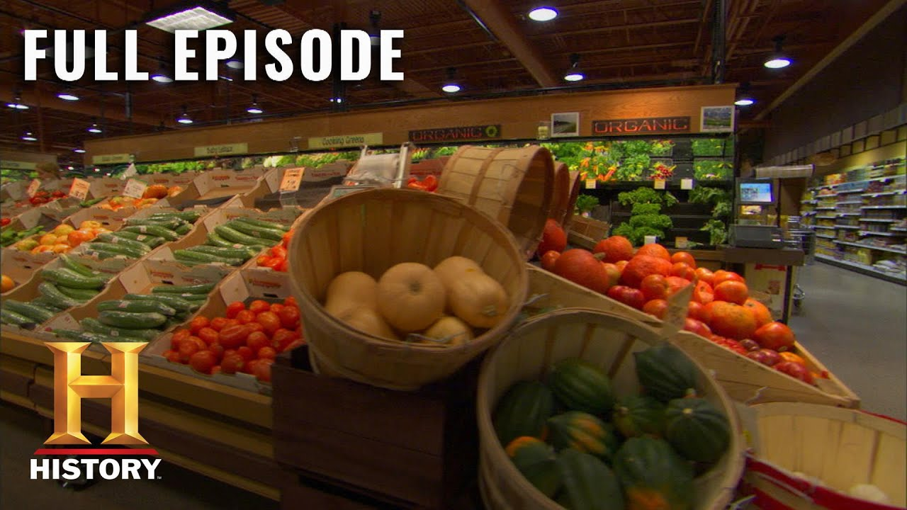 Download Modern Marvels: How Supermarkets Operate (S13, E52)   Full Episode   History