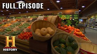 Modern Marvels: How Supermarkets Operate (S13, E52) | Full Episode | History