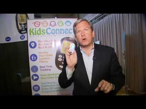 KidsConnect GPS Tracker Phone on Channel 12  of Long Island