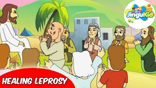 Best Bible stories for kids | Healing Leprosy | Animation | Preschool | Kids | Kindergarten