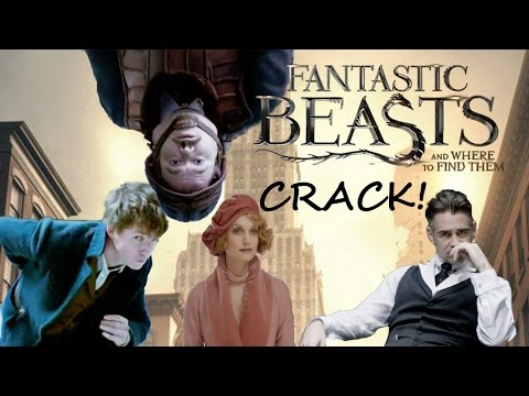 Crack!vid: Fantastic Beasts and Where to Find Them