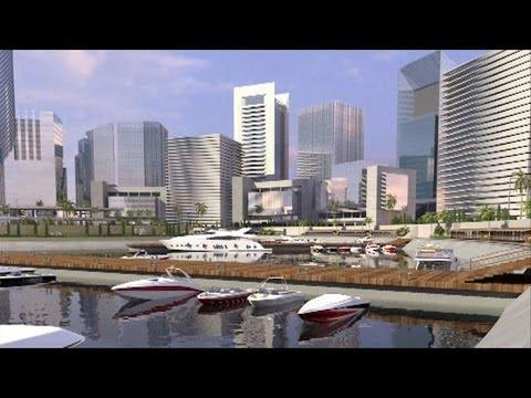 Nigeria inaugurates construction of 'African Dubai'