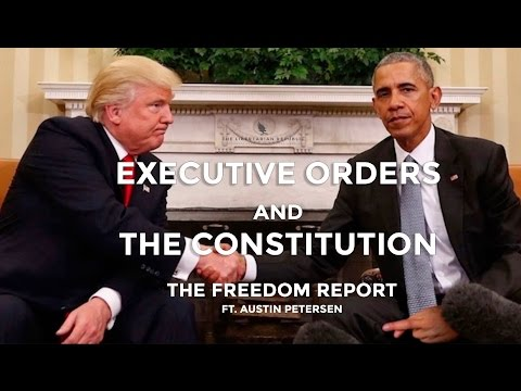 Are Executive Orders Constitutional?
