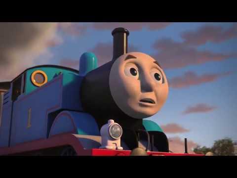 トーマスがソドー島を飛び出す!映画『映画 きかんしゃトーマス とびだせ!友情の大冒険』予告編