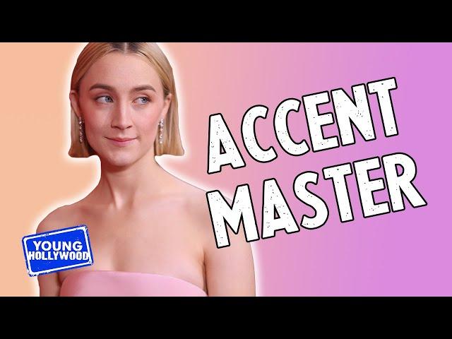 Saoirse Ronan\: Accent Master
