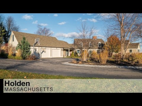 Video of 560 South Road  Holden, Massachusetts real estate & homes by Karen Landry