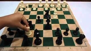 Trampas de ajedrez/Trampa en apertura italiana