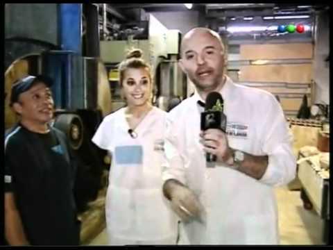 Cecilia Bonelli - CQC Argentina - Telefe 2010 Part...
