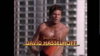Baywatch season 1 intro
