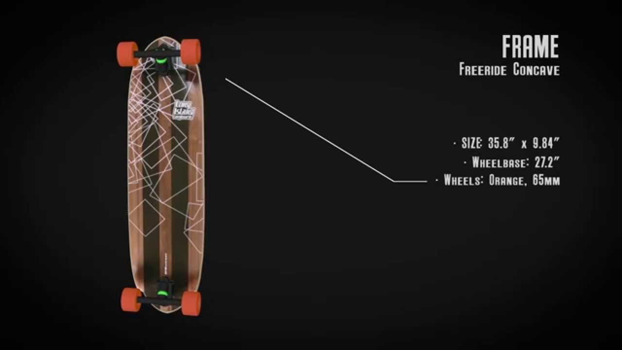 LONG ISLAND LONGBOARDS - FRAME REVIEW - YouTube