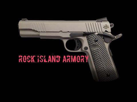 M1911-A1-FS grey cerakote   Rock Island Armory