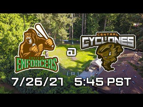 Enforcers vs. Cyclones