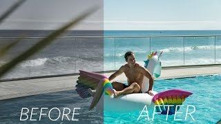 HOW I COLOR CORRECT MY VIDEOS!!