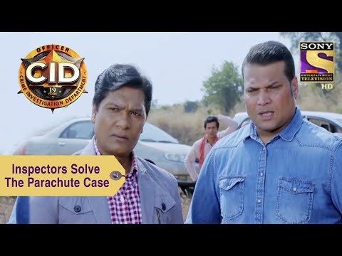 Your Favorite Character | Daya And Abhijeet Solve The Parachute Case | CID