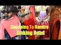 BUDGET Shopping In Mumbai | Shopping At Linking Road Bandra | Clothes, Shoes, Bags, Jewellery