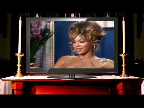 Beyonce, The Super Bowl, Sasha & Satan