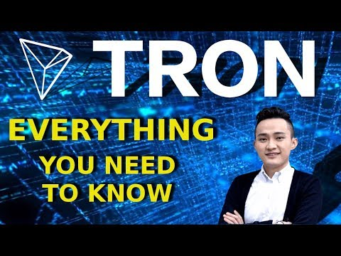 TRON (TRX) REVIEW: Everything you need to know!