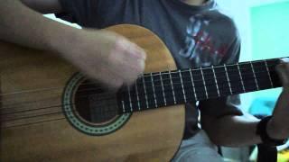Tiếng Gọi - Bức Tường Guitar Cover