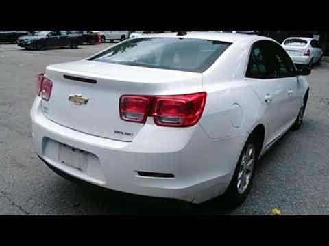 Used 2013 Chevrolet Malibu Framingham, MA #H6533P - SOLD