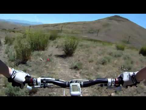 SnoBowl Lift-access Mountain Biking, Elko, NV