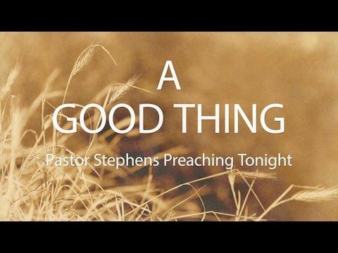 A Good Thing 02283016 The Door Christian Fellowship El