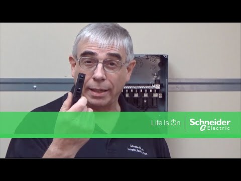 Differentiating QO™ & QOT Type Tandem Circuit Breakers | Schneider Electric Support