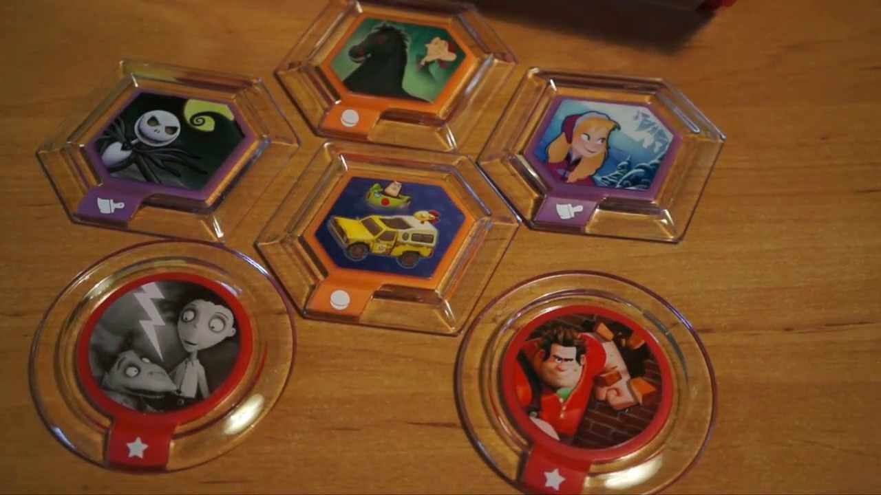 Disney Infinity Bonus Münzen 2 Power Disc Bonus 2 Combinations