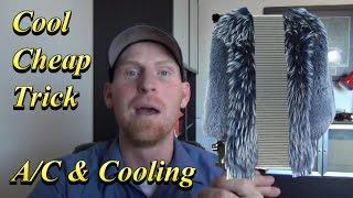 Quick Easy AC Performance Fix