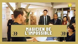 Eric Borner magicien de l'impossible