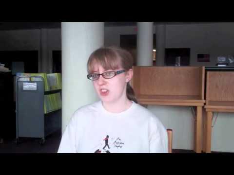 Students talk about art programs