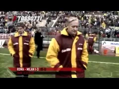 AC Milan's Top 10 Goals Against Roma