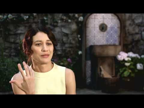 "The Water Diviner: Olga Kurylenko ""Ayshe"" Behind the Scenes Movie Interview"