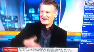 Swearing on Sky Sports News