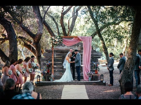 Ashley + Brendon // San Diego Wedding Film