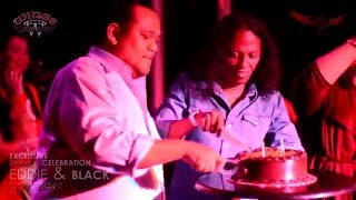 Black & Eddie WINGS 2016 birthday celebration // The House G-Tower