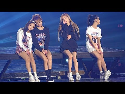 [4K] 블랙핑크(BLACKPINK) - STAY (Encore Stage) 직캠 Fancam  By. FanPD