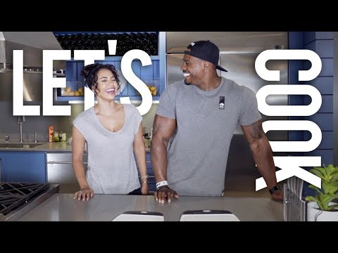 COOKING WITH SIMEON PANDA & CHANEL COCO BROWN