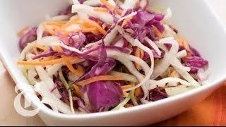Thanksgiving Recipes: Shredded Cabbage Salad - Mark Bittman | The New York Times
