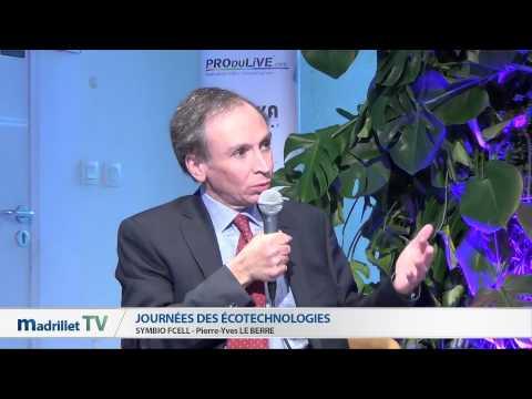 Pierre Yves LE BERRE - SYMBIO FCELL - Journées des écotechnologies