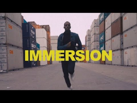 Youtube: ANDY LUIDJE – IMMERSION