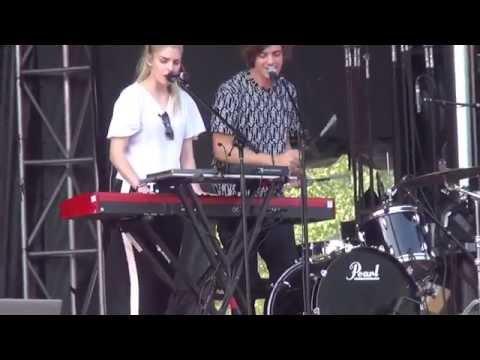 London Grammar - Interlude Live @ Osheaga 01/08/2014