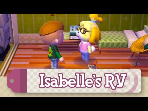 Journal - Animal Crossing New Leaf | Isabelle's RV