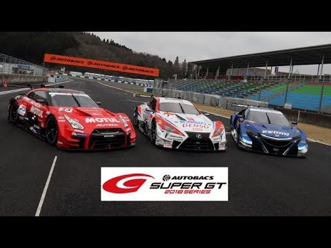2018 Super GT Series GT 500   RaceDepartment - Latest