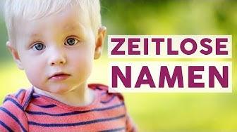 Klassische Vornamen von A bis Z  ♀️♂️