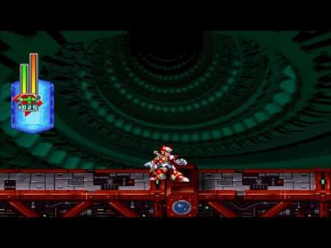 洛克人X6-ZERO-再生水蚤