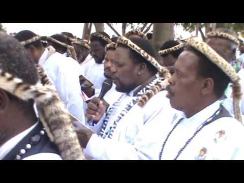 Shembe: Mshu Khuzwayo (Thixo Mkhululi-19)