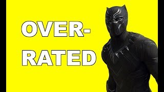 Why Black Panther is Over Hyped