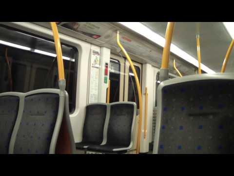 MX3000 line 6 ride 2014 / Oslo metro