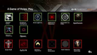 EVE Fanfest 2018 - A Game of Holes: Year 9